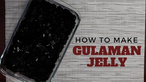 How to Make Gulaman Jelly – Easy Recipe