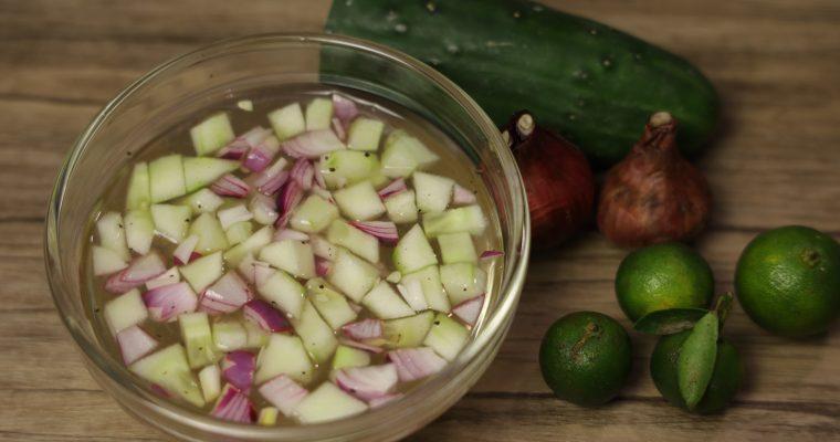 Special Sukang Masarap – Sawsawan ( Pinoy Recipe )