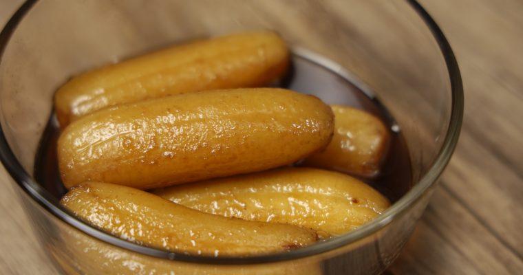 Minatamis na Saging – Pinoy Banana Recipes
