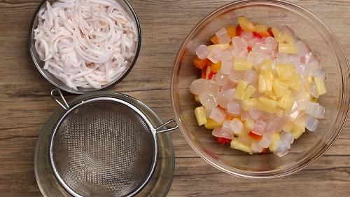 Buko Salad pinoy style