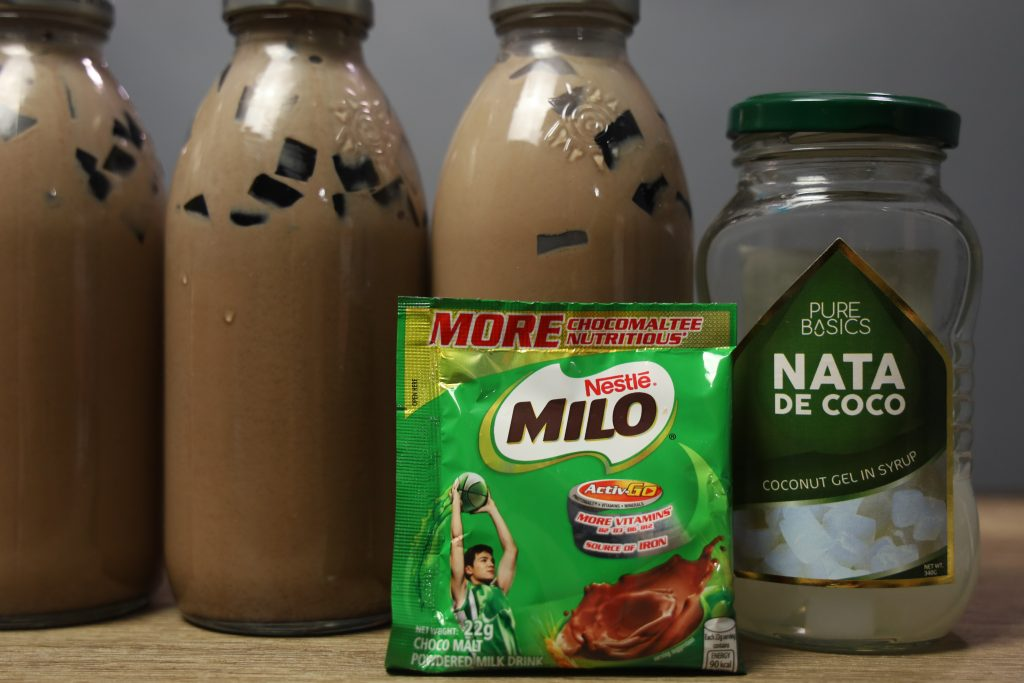 Milo Chocolate Jelly
