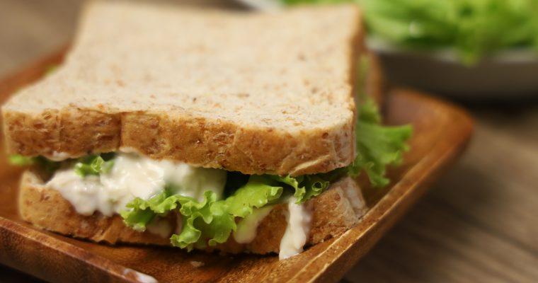 Chicken Sandwich – Merienda Pinoy Recipe