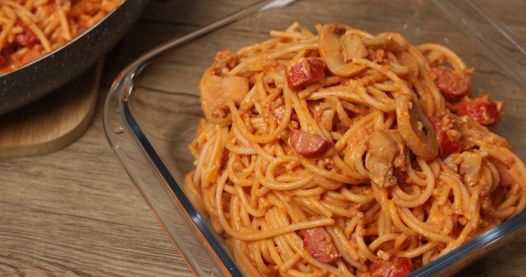 How To Cook Spaghetti – Pinoy Recipe – Noche Buena Dish