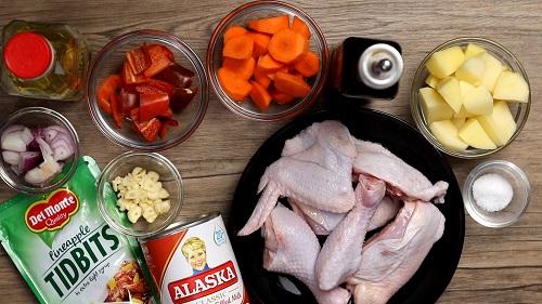 Pininyahang Manok - Chicken Recipe Filipino Food
