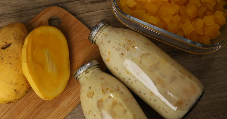 Mango Jelly Drink Recipe ( Pang Negosyo )