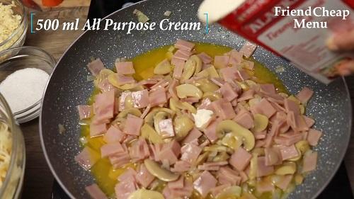 3 pasta carbonara