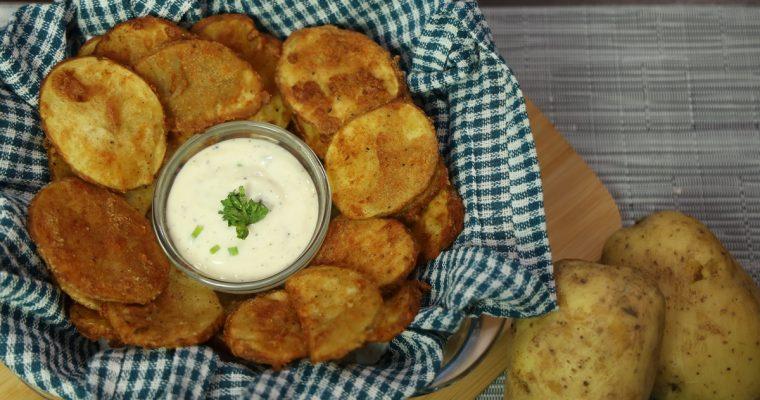 Home Made Potato Mojos (Easy Recipes for Snacks)