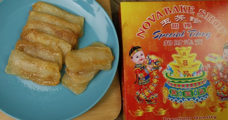 How to Cook Tikoy ( Nian Gao ) – Chinese New Year Recipes