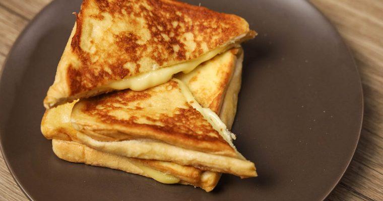 Cheese Sandwich – Merienda Time (Sandwich Recipes)