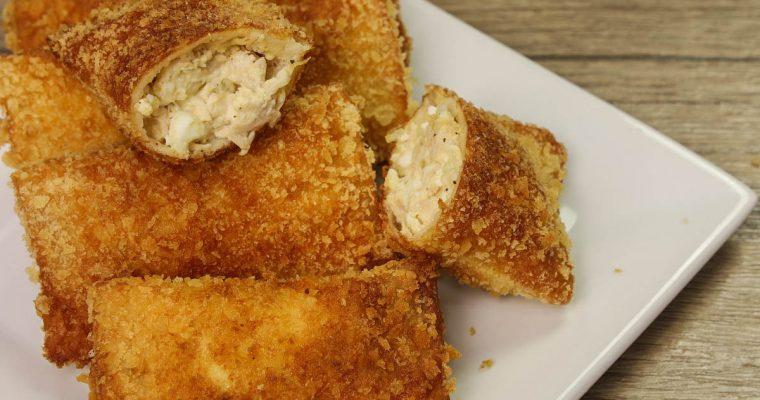Trending Tuna Pie ( Homemade Tuna Bread Pockets ) – Tuna Recipes