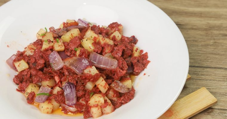 Corned Beef With Potato ( Ginisang Corned Beef ) – Ulam Recipes ( Corned Beef Recipes )