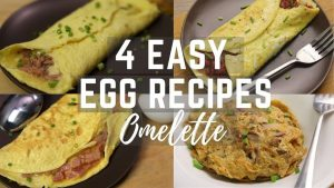 four easy egg recipes