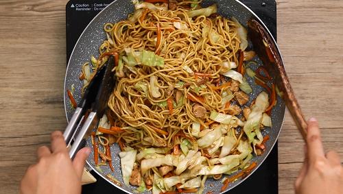 stir fry noodle 1
