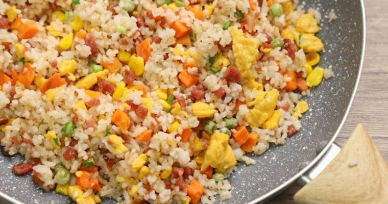 How to Make Longganisa Fried Rice – Pinoy Recipe