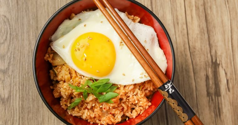 How To Cook Kimchi Fried Rice (Quick and Easy) – Pinoy Style