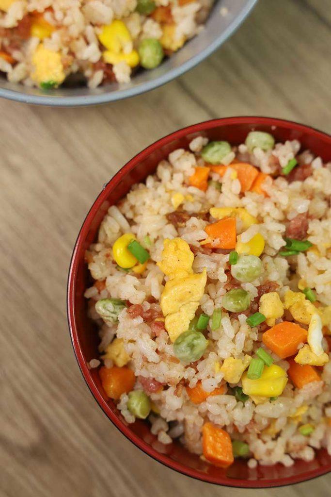 longganisa fried rice recipe