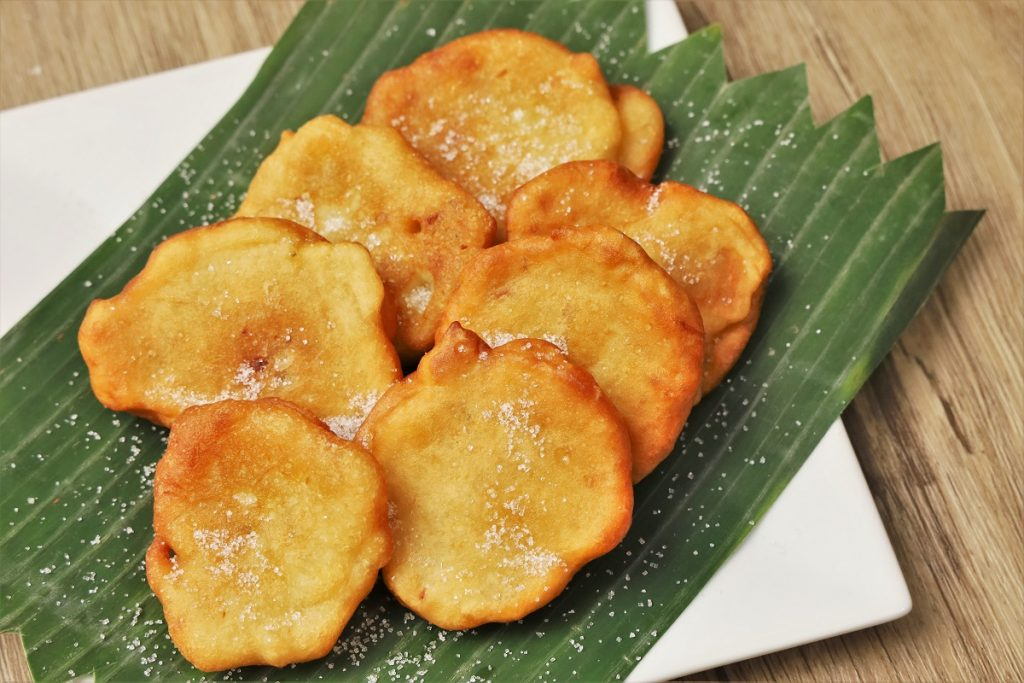 Maruya Banana Recipe