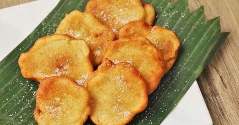 Maruya Banana Recipe (Merienda Recipe Pinoy)