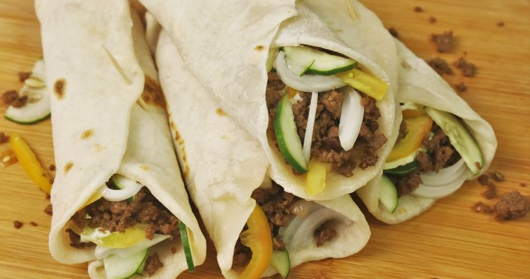 Beef Shawarma Recipe with Garlic Mayo Sauce