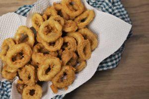 How to cook calamaries using crispy fry