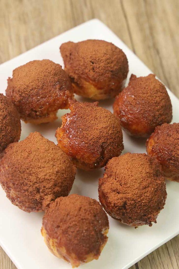 Milo Donuts Recipe