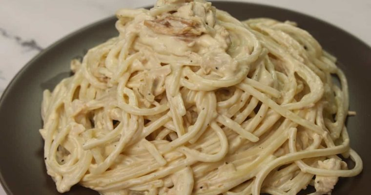 Argentina CORNED CHICKEN PASTA RECIPE