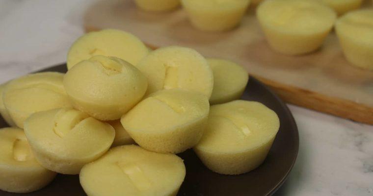 PUTO RECIPE – Using Pancake Mix (Maya)