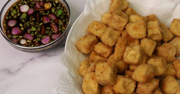 BREADED TOKWA WITH TOKWA AT BABOY SAUCE – BUDGET ULAM RECIPE